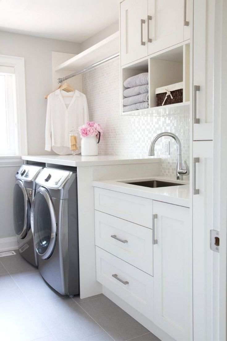 Laundry Room Sink Ideas Utility Sink And Cabinet Design
