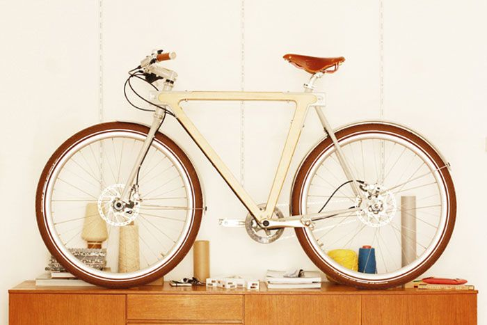 wooden bike <3 Na rower HOP! EXAMPLE.PL