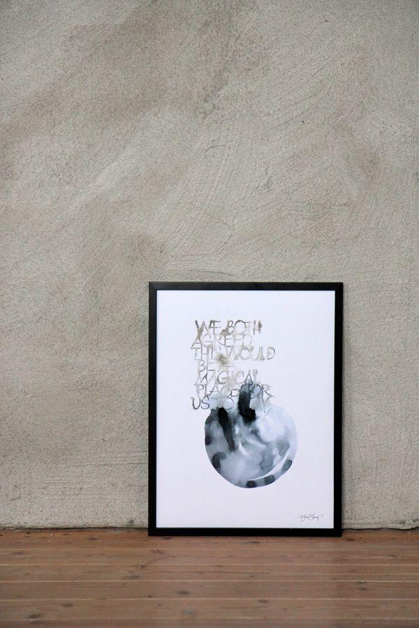 News a/w 2015. Prints Ylva Skarp. Photo Susanne Kings.