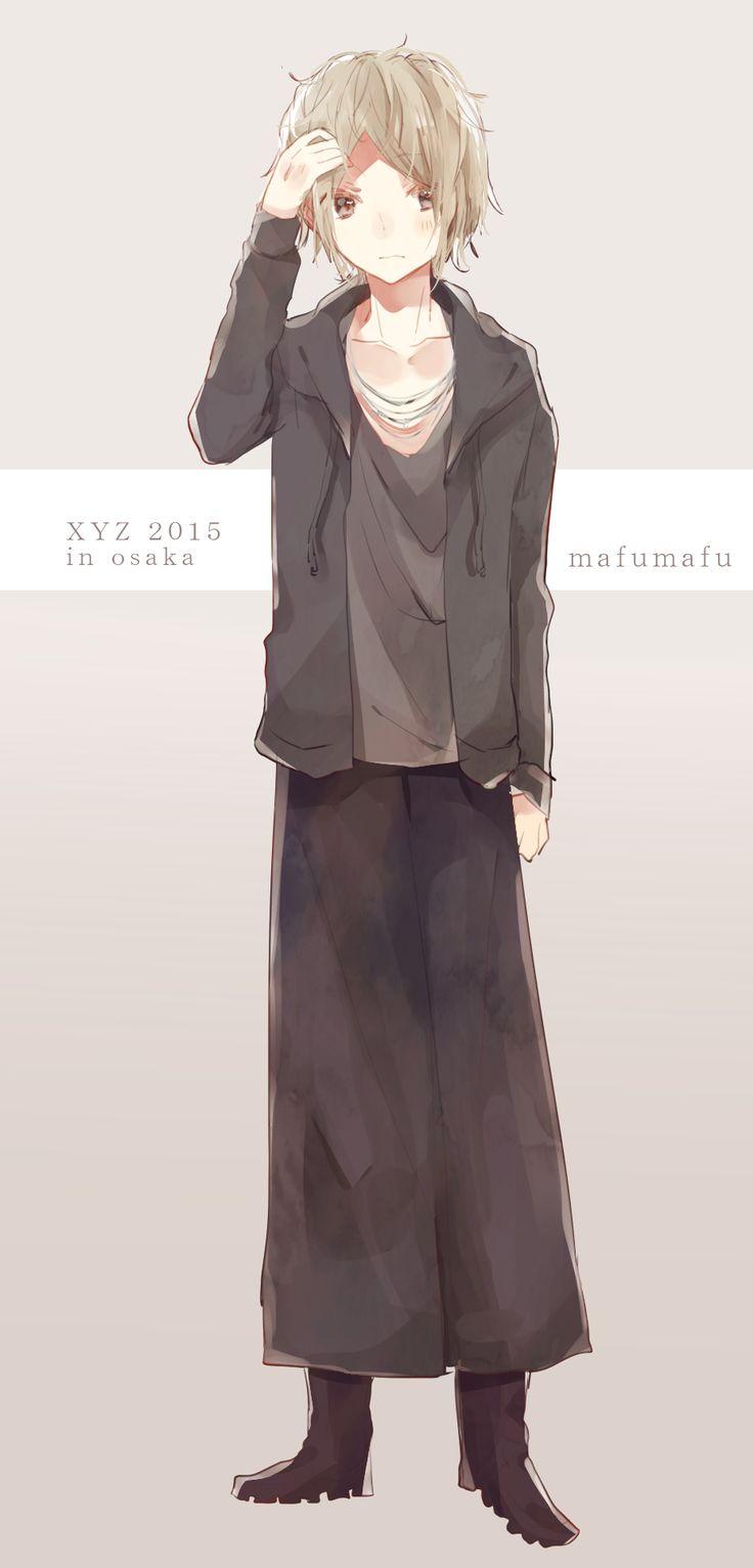 Mafumafu san <3