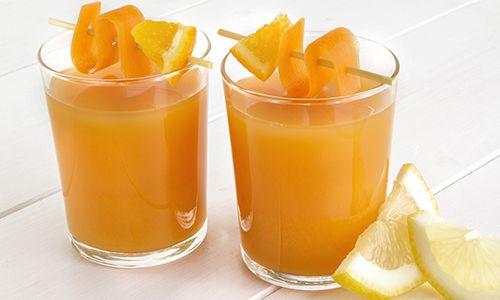 Colazione super vitaminica? Prepariamo il succo ACE!