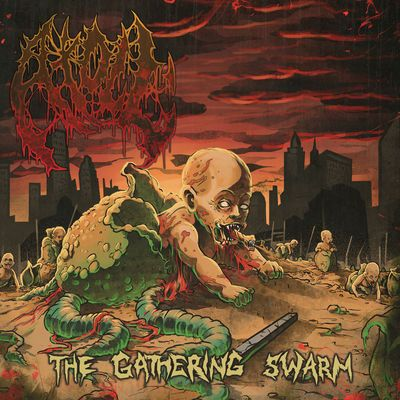 Atoll-The Gathering Swarm-CD-2016-DiTCH