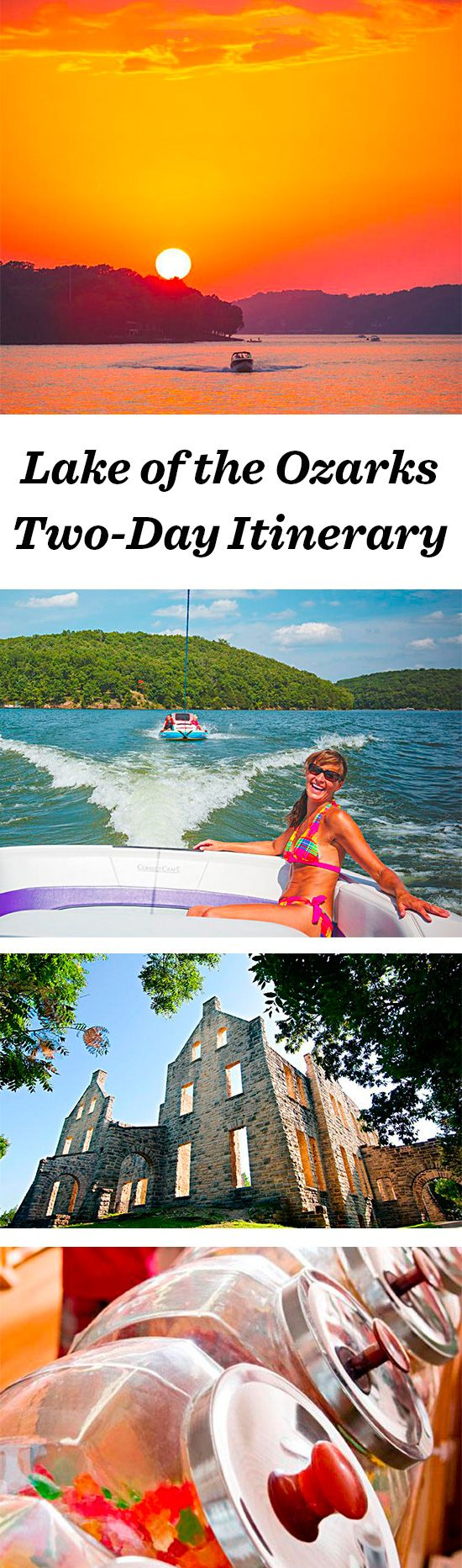 This reservoir in central Missouri has a rep as a full-throttle boating vacation destination: http://www.midwestliving.com/travel/missouri/lake-of-the-ozarks/lake-of-the-ozarks-two-day-itinerary/ #lake #ozarks #missouri #vacation