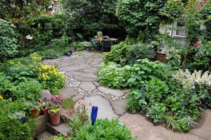 25 best ideas about no grass backyard on pinterest no grass landscaping drought images and for A b lawn and garden