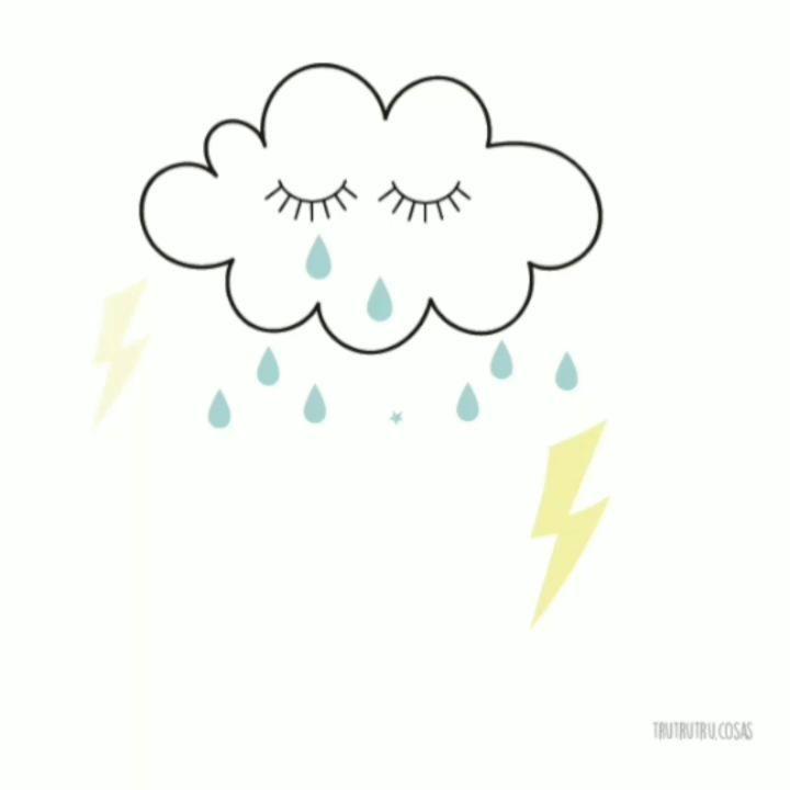 "44 Me gusta, 1 comentarios - TRU TRU TRU (@trutrutru.cosas) en Instagram: ""🌨️⛈️🌤️🌈 . . . #rain  #cry #sun #rainbow  #naturaleza  #trutrutru"""