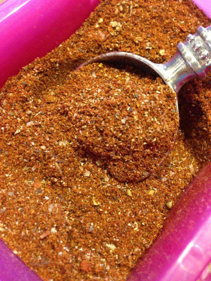 Homemade Taco & Chili Seasoning Mix