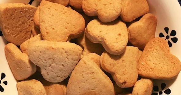 La ricetta della salute dei biscotti di Marco Bianchi senza burro e senza uova