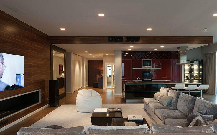 Точечные светильники в интерьере - Дизайн интерьера и обустройство дома | DOMIKEA