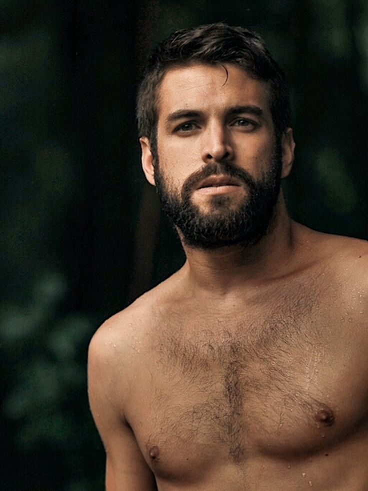 Bearded Hunk