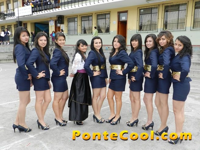 Colegio Hispano América Homenaje por el Día de la Mujer 2013