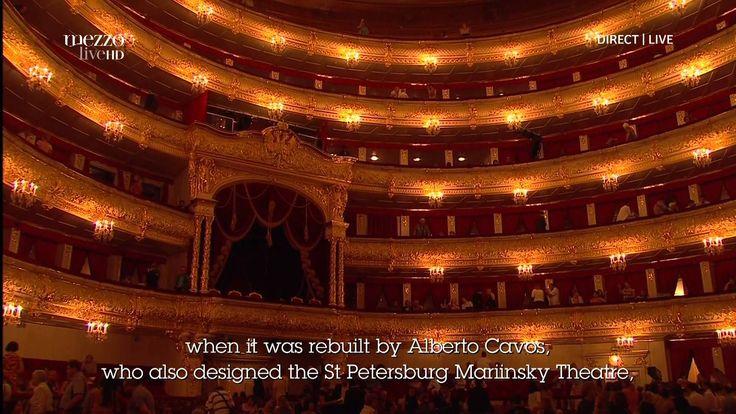Alexander Borodin - Prince Igor - by Yury Lyubimov -  music edit by Pave...