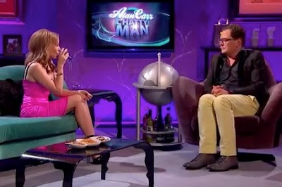 Kylie Minogue Interviewed on Alan Carr!