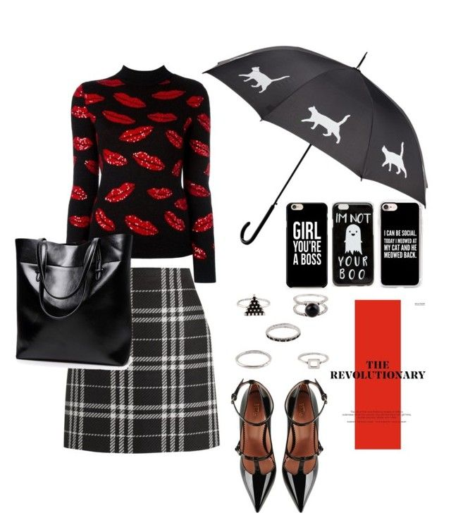 😗 0000006 😗 by ariatorva on Polyvore featuring polyvore fashion style Yves Saint Laurent J.Crew RED Valentino Casetify ASOS clothing