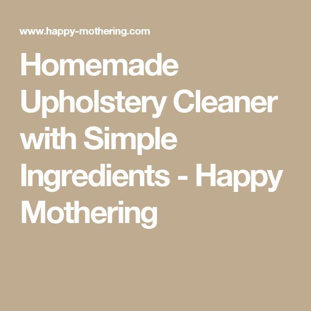 Carpet Cleaner Ingredients Images Kirby Vacuum