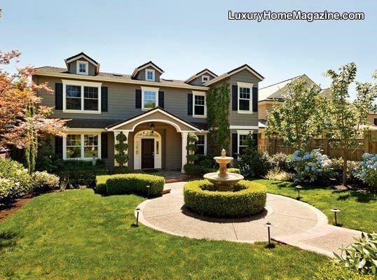 237 best portland central oregon willamette valley for Dream homes magazine