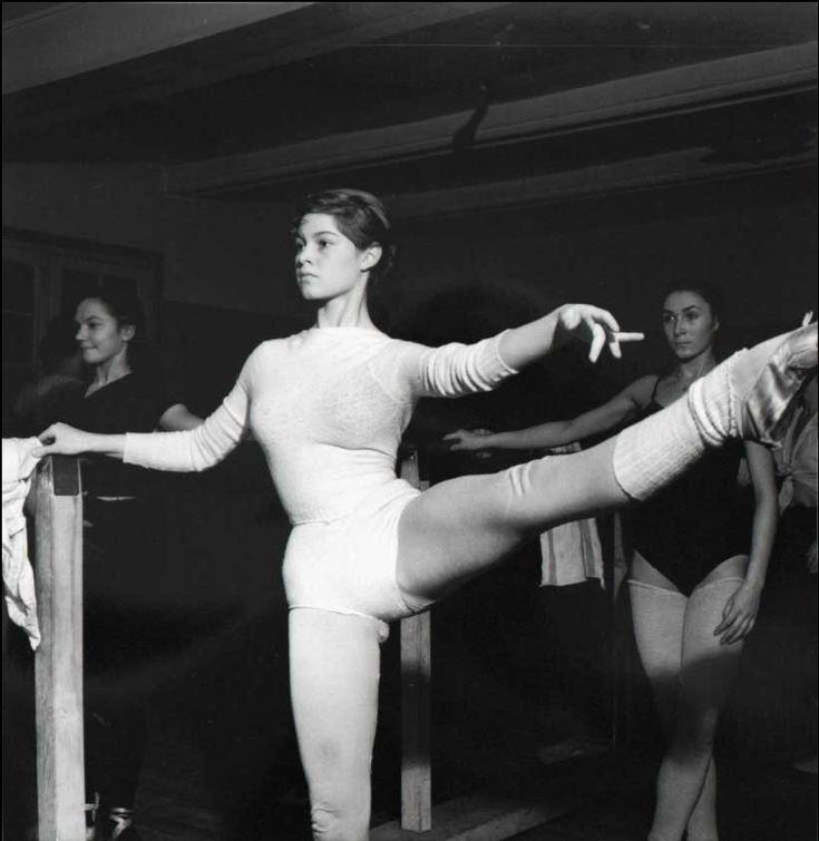 Brigitte Bardot, Paris, 1951 by Ed van der Elsken