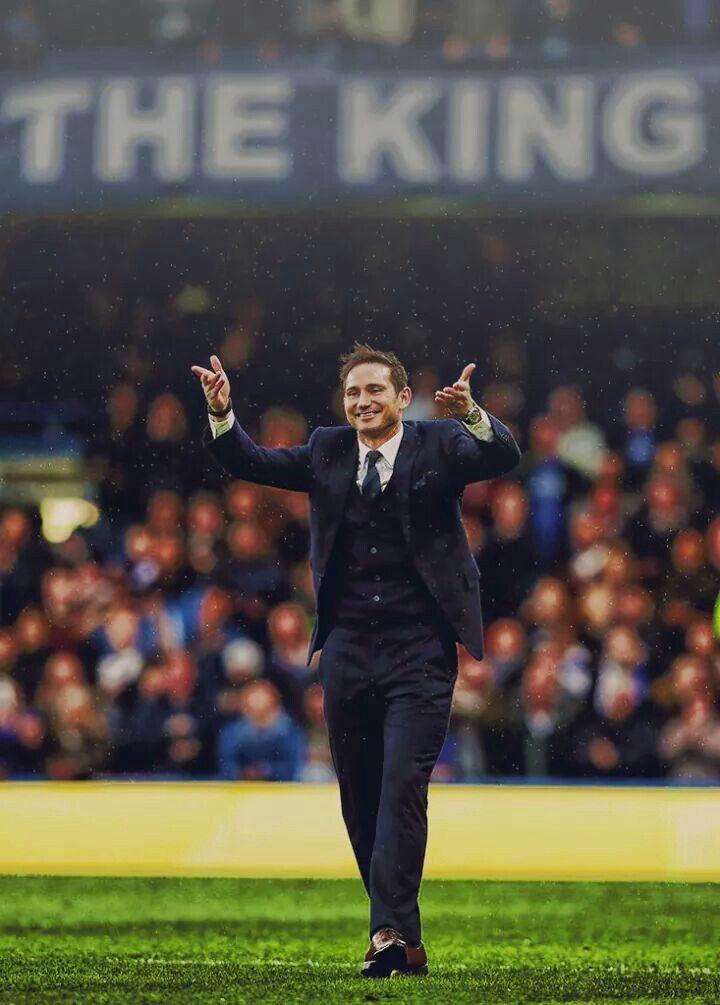 Chelsea Legend - Frank Lampard