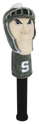 Team Effort NCAA Mascot Golf Club Headcover - Michigan State University