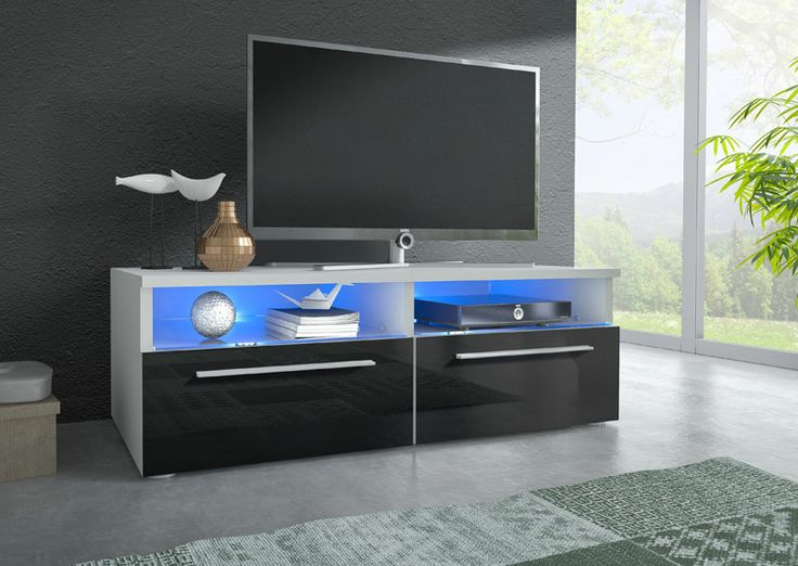 #muebletv de estilo #minimalista para un #salon pequeño. Precio: 159€…