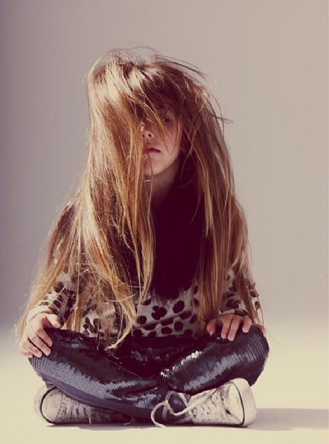 ★Kids Style, Messy Hair, Hipster Kids, Wild Hair, Rocks Stars, Kids Fashion, Long Hair Dos, Kids Poses, Future Kids