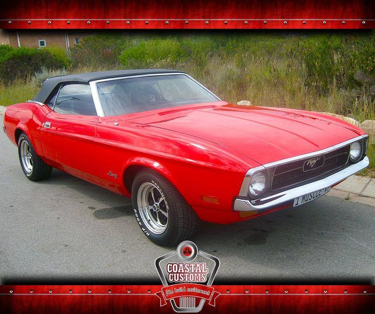 1971 ford mustang convertible on pinterest ford motor company ford