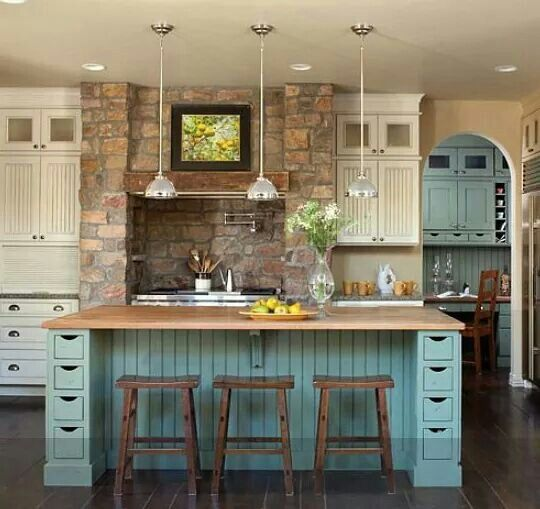 17 Best Ideas About Teal Kitchen Cabinets On Pinterest Teal Cabinets Color