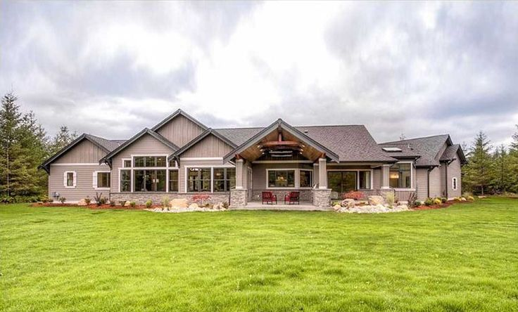 26 best plan 23609jd one story mountain ranch home for One story mountain house plans