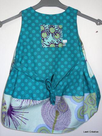 mini scarlett robe bébé 6 mois dos
