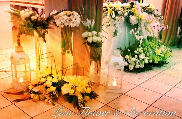 Decoration for Coffin Flower Arrangements by www.liengallery.com #liengallery #LienFlowerDecoration #florist #surabayaflorist #banjarmasinflorist #sympathy #coffin #cross #funeralflowers #dukacita #tutuppeti #bungasalib #bungatutuppeti #krans