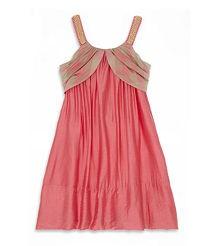 Burberry Beaded Shoulder Dress