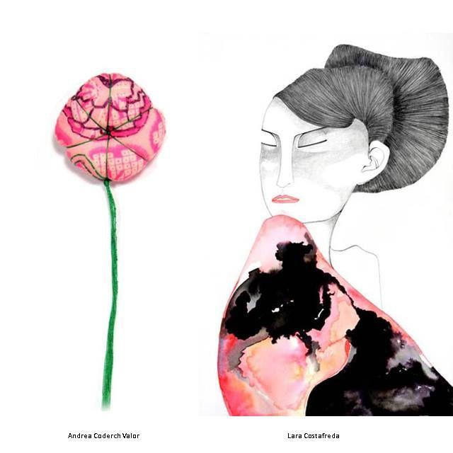 Nova portada Des del Sud amb els treballs d' Andrea Coderch Valor i Lara Costafreda.  www.desdelsud.immabatalla.com
