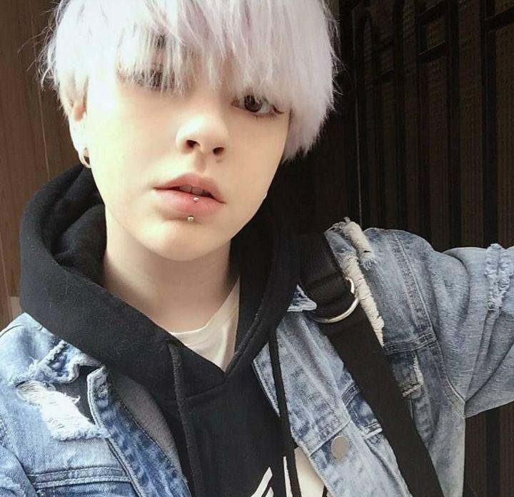 Babby Frost In 2020 Korean Boy Hairstyle Cute Korean Boys Boy Hairstyles