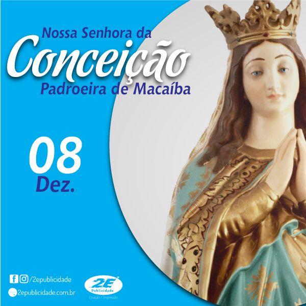 Nossa Senhora da Conceição - Padroeira de Macaíba