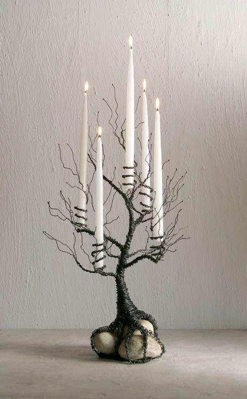 Entrez dans l'ambiance de Noël avec ces belles idées de bougeoirs fait main! Le numéro 6 est parfait! - Page 10 sur 14 - DIY Idees Creatives