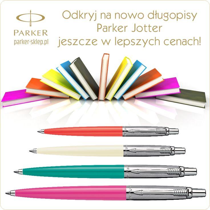 Potrzebujesz dobry markowy długopis dla ucznia, lub studenta ? Tylko teraz kupisz długopis PARKER Jotter w nowej niższej cenie. https://eazbiuro.pl/promocje/138-gazetka_promocyjna_iii_kwartal_parker  #Azbiuro #AzbiuroPromocja