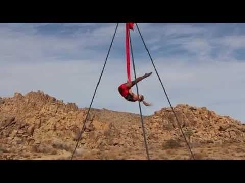 Aerial Hammock by Veronica Camaioni. Ivan Torrent-Human Legacy - YouTube