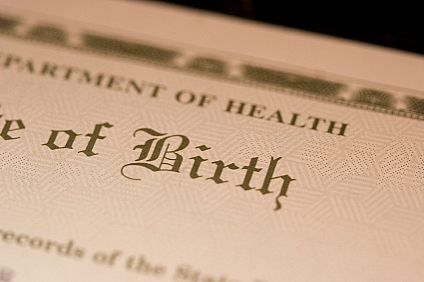 Certified Copies of Birth Certificates #KeepItSafe