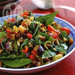 Asian Vegetables with Oyster Sauce @ allrecipes.com.au