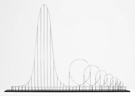 Yes you ride it, you die. That's pretty much the concept of the Euthanasia Coaster. What could be scarier than this – a ride that lasts 3 minutes, the first two of which are spent slowly climbing a very steep slope. Once at the top, you still have a chance to make the ultimate decision of your life, to live or to die. Choose the latter, and you will be dropped at a high speed and then made to travel through a quick succession of loops. The spinning motion would create a centrifugal force…