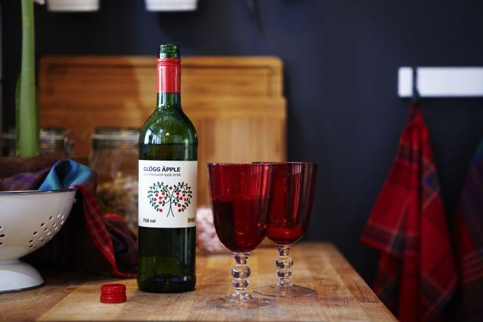 Απολαύστε κάθε στιγμή της προετοιμασίας της γιορτής. Κάντε ένα διάλειμμα, απολαύστε ένα ποτήρι κρασί, χαλαρώστε…