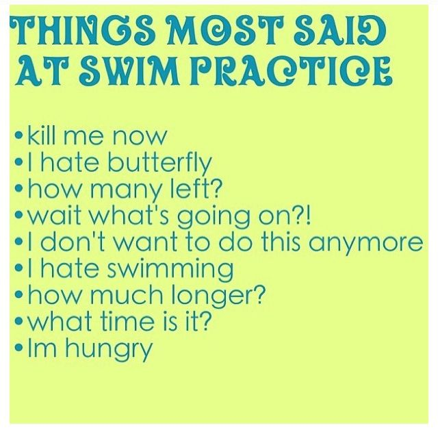 So true! I say these (out loud AND in my head) almost everyday at practice!!!