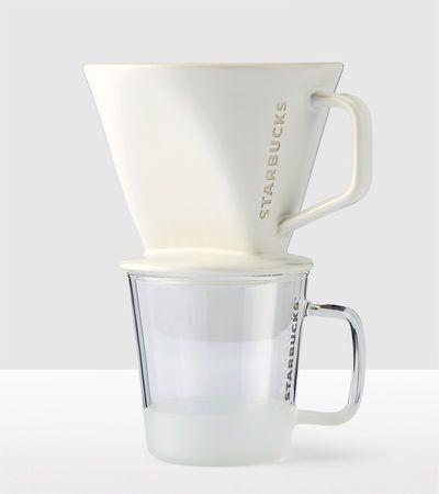 Pour-Over Brewer & Mug Bundle