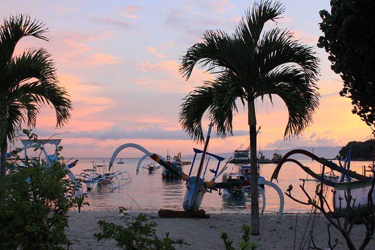 Padang Bai - Bali Indonesia