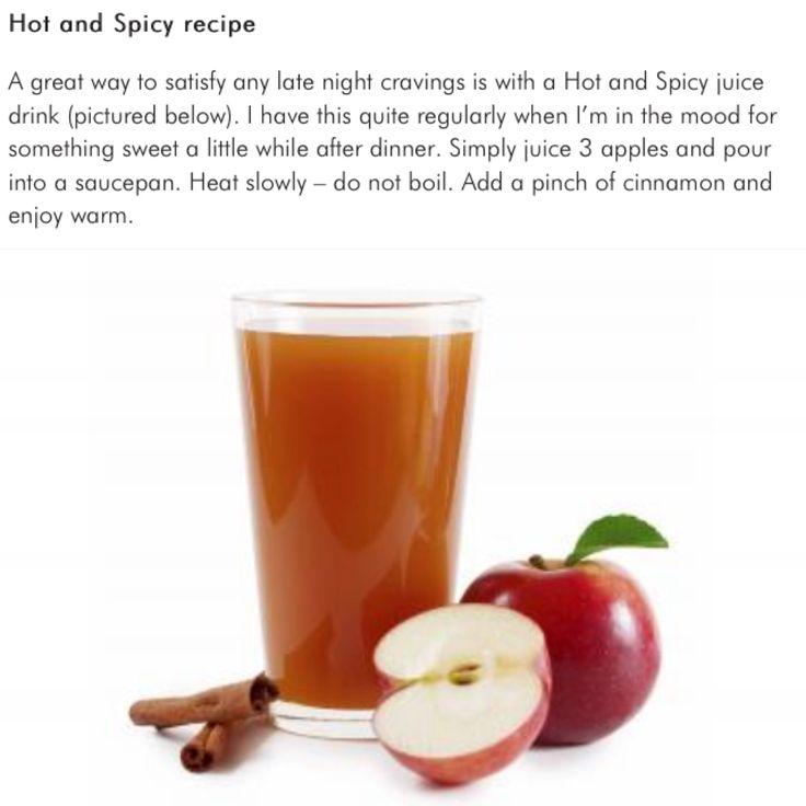 Juice Master Hot n Spicy - winter drink