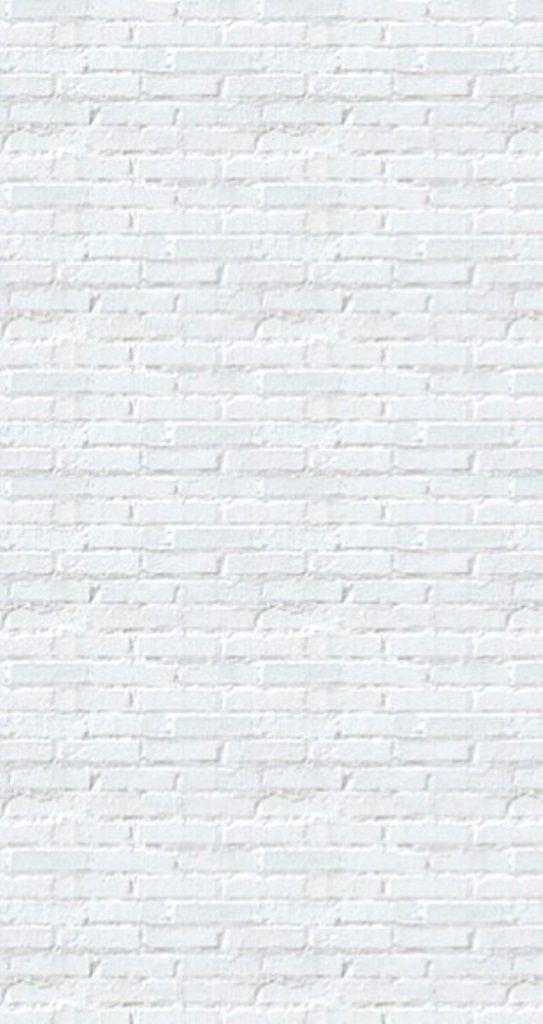 ❖Blanc❖ #White #brick wall