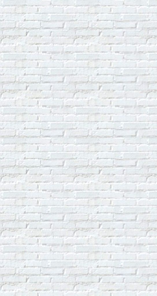 ❖Blanc❖ #White #brick wall