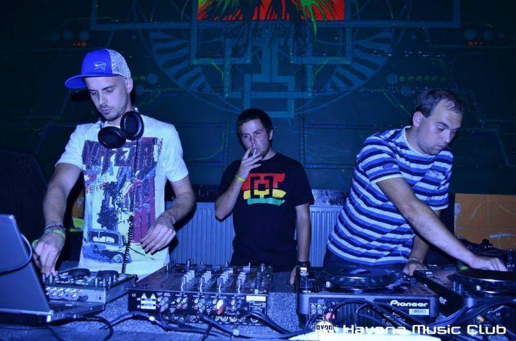 DJs: Sam Jacks, MK