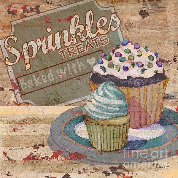 Cupcake Baking III (Paul Brent)