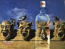 1995 USA   Smirnoff Magazine Advert