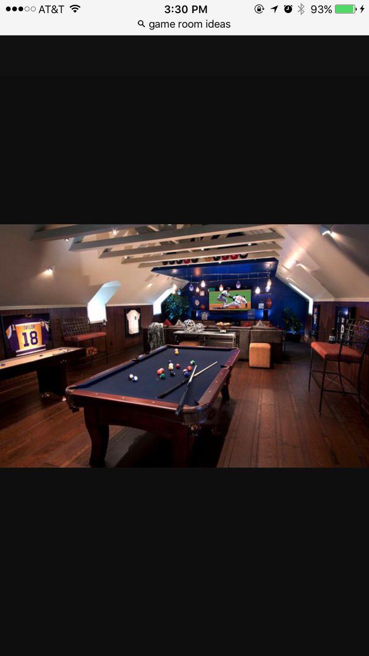 17 besten Bar/game room Bilder auf Pinterest | Familienzimmer ...